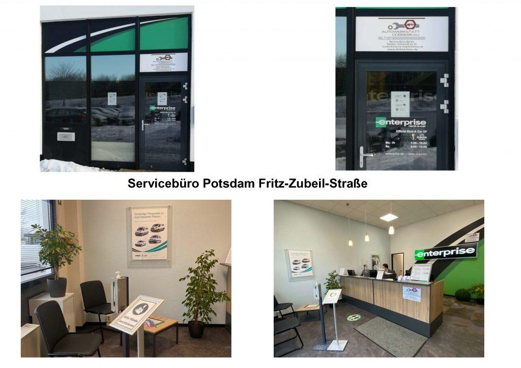 bilder Potsdam